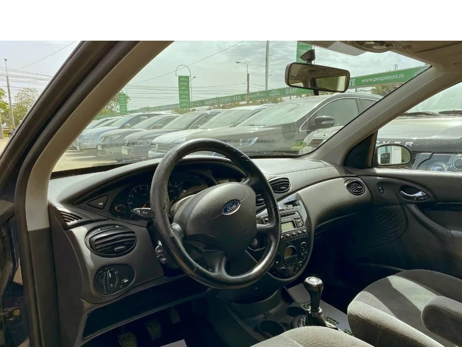 Ford Focus 1.6i