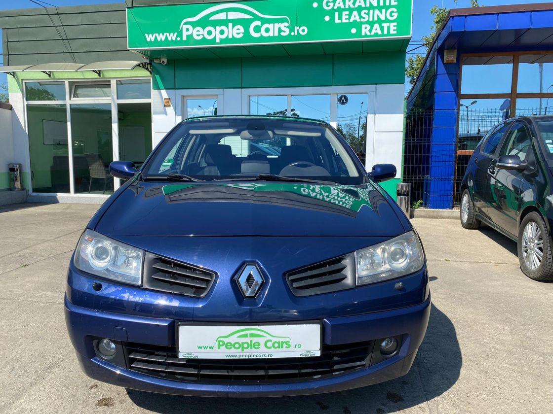 Renault Megane 2.0dci