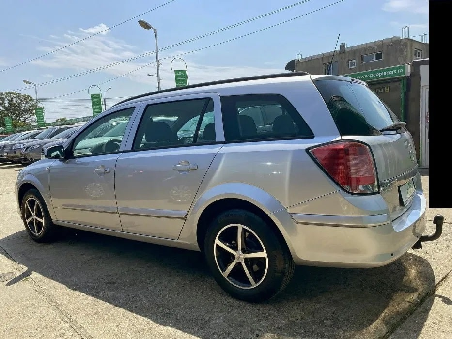 Opel Astra 1.6i 16V