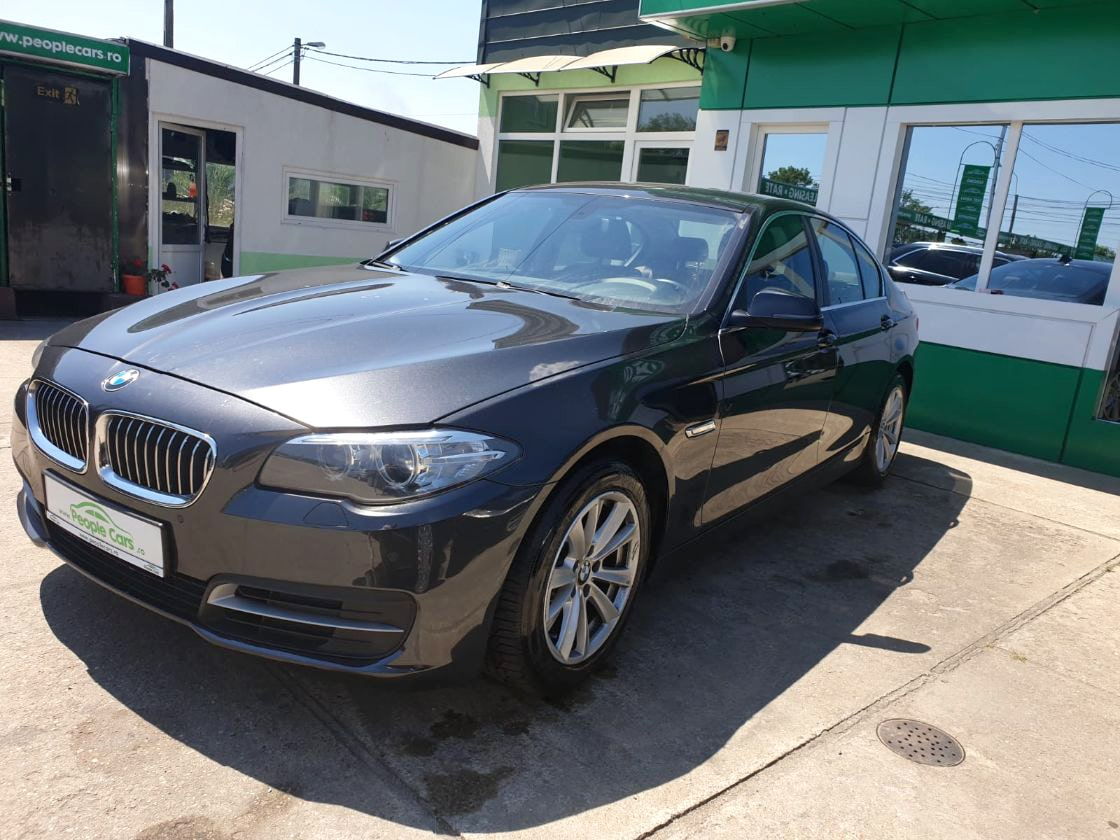 BMW 518 TWIN-TURBO