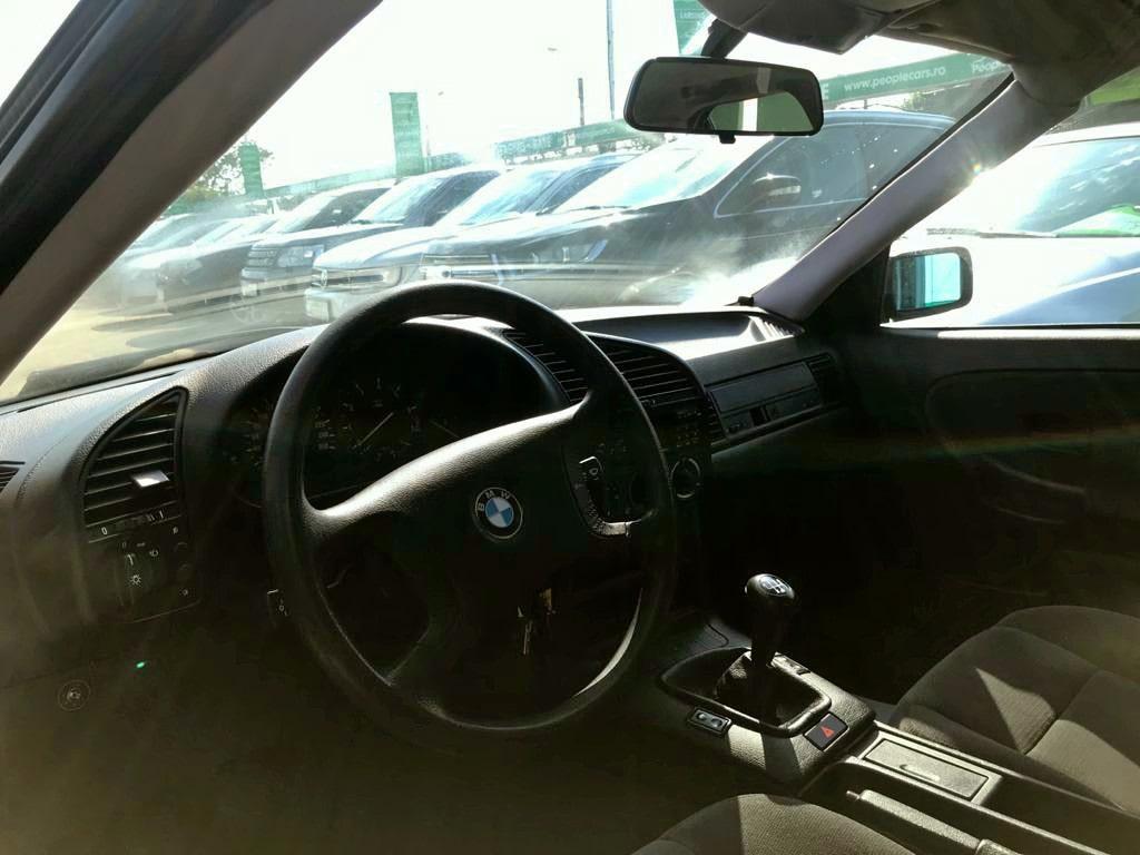 BMW 320i KM Certificati
