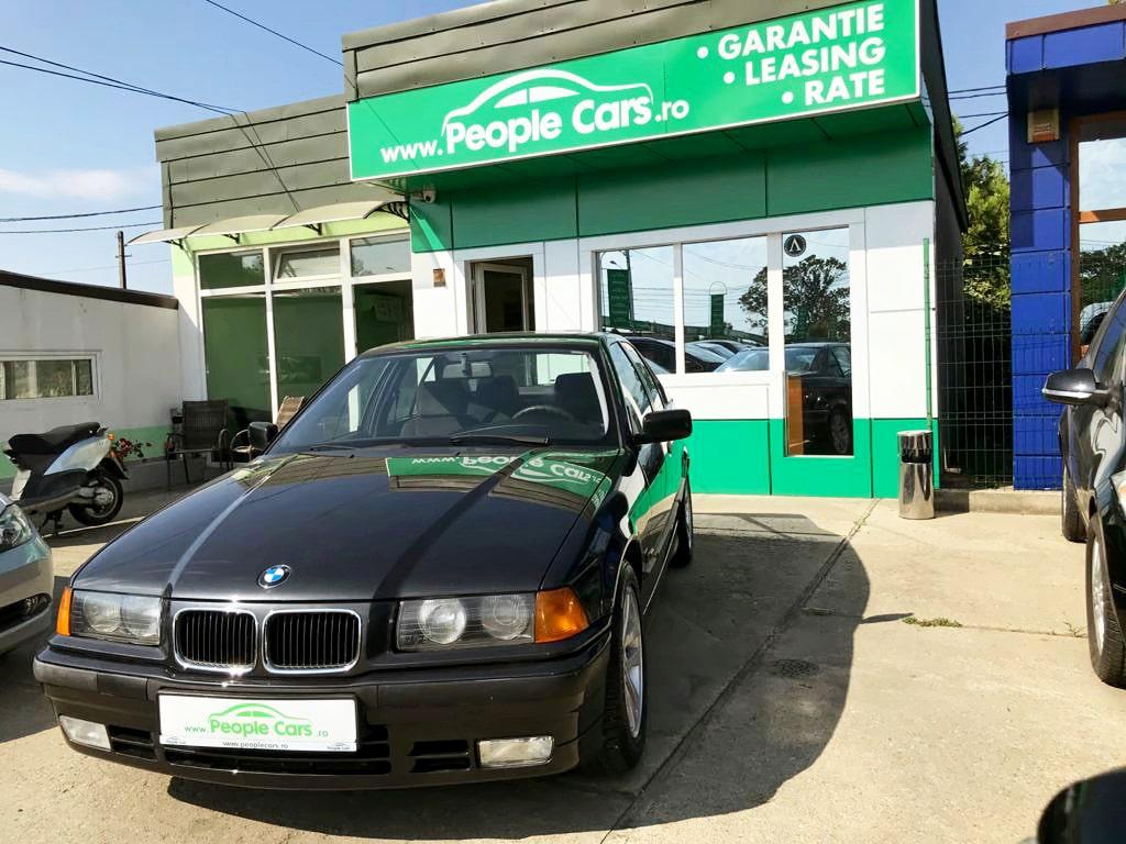 BMW 320i – de exceptie
