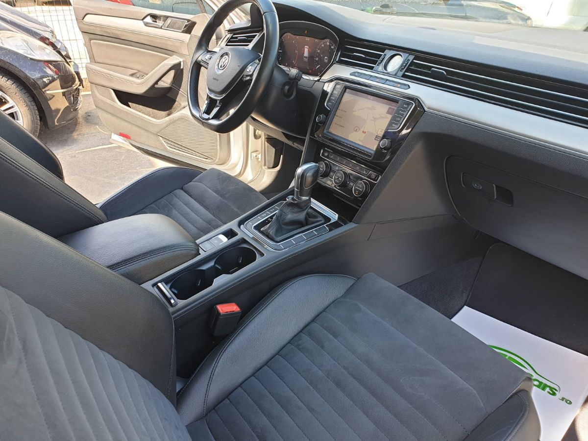 VW Passat 2.0TDI 2017
