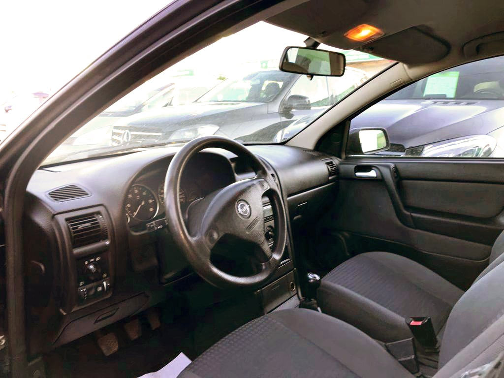 Opel Astra 1.7d