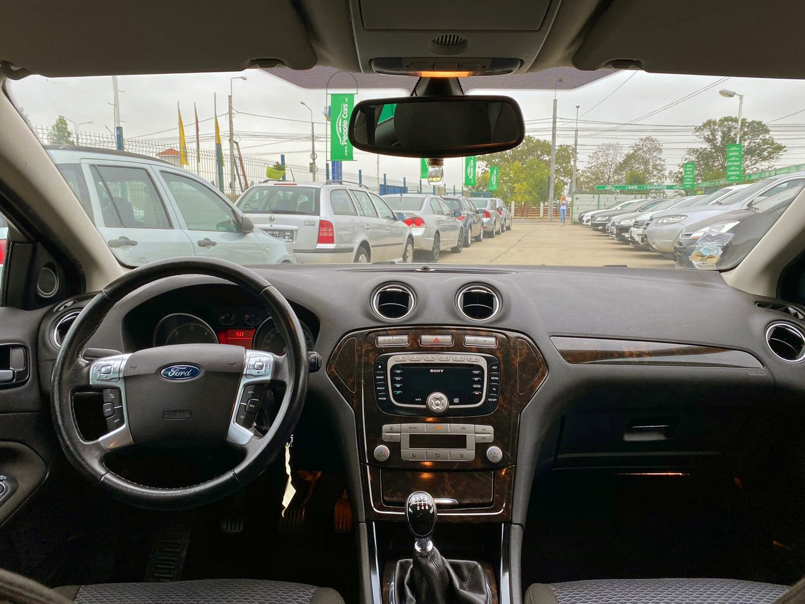 Ford Mondeo 1.8d