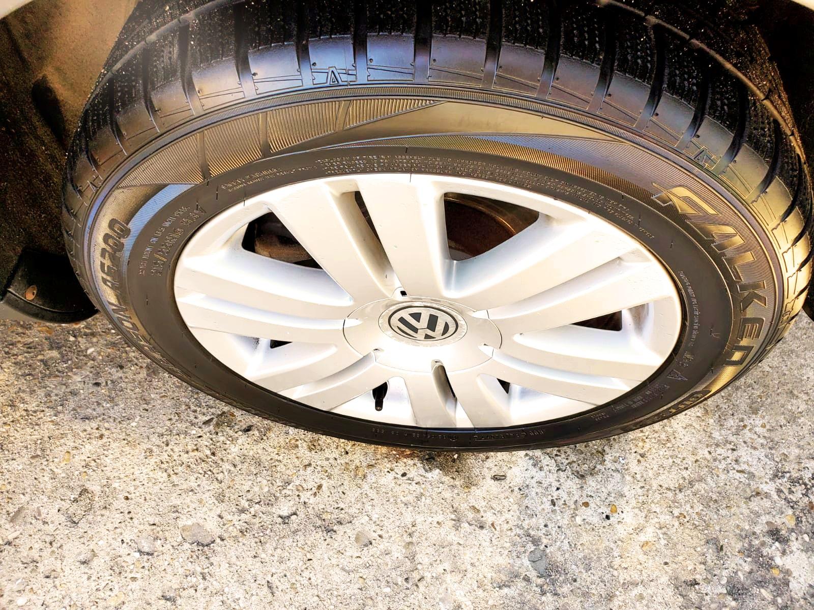 VW Passat-Garantie