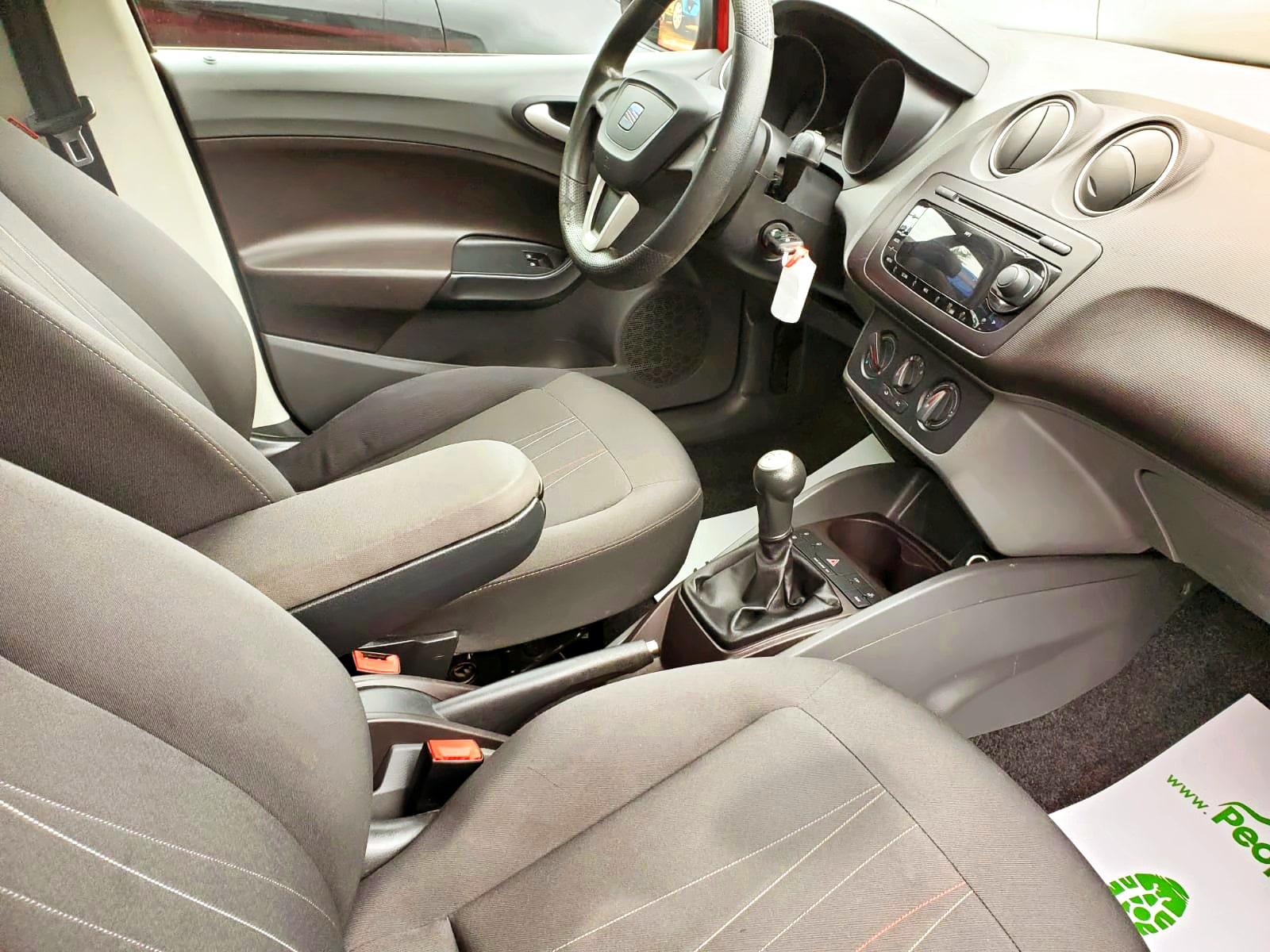 Seat Ibiza 1.4d