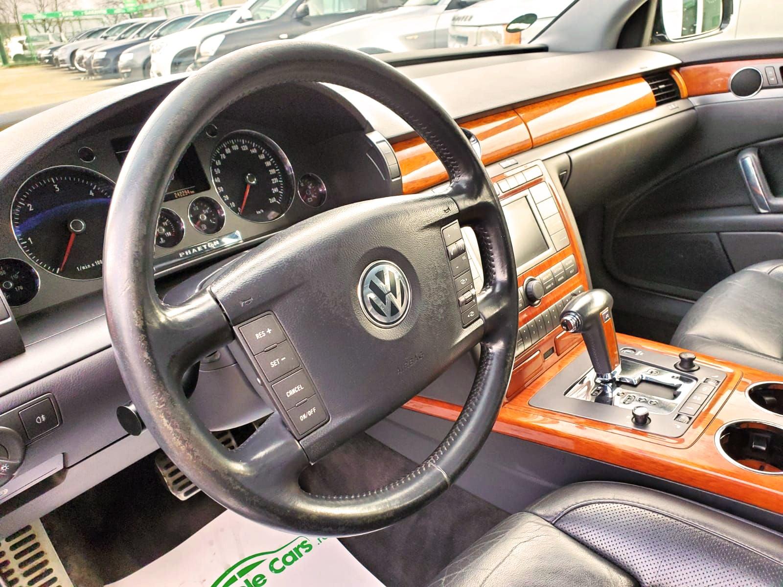 VW Phaeton 3.0TDI