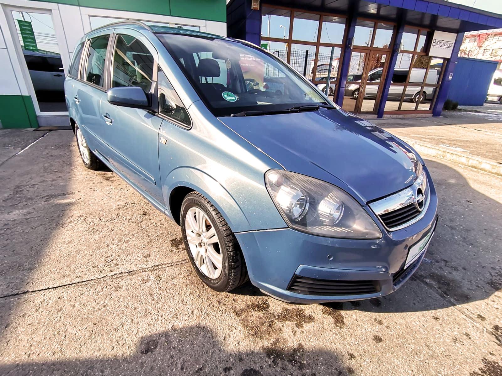 Opel Zafira 1.9d