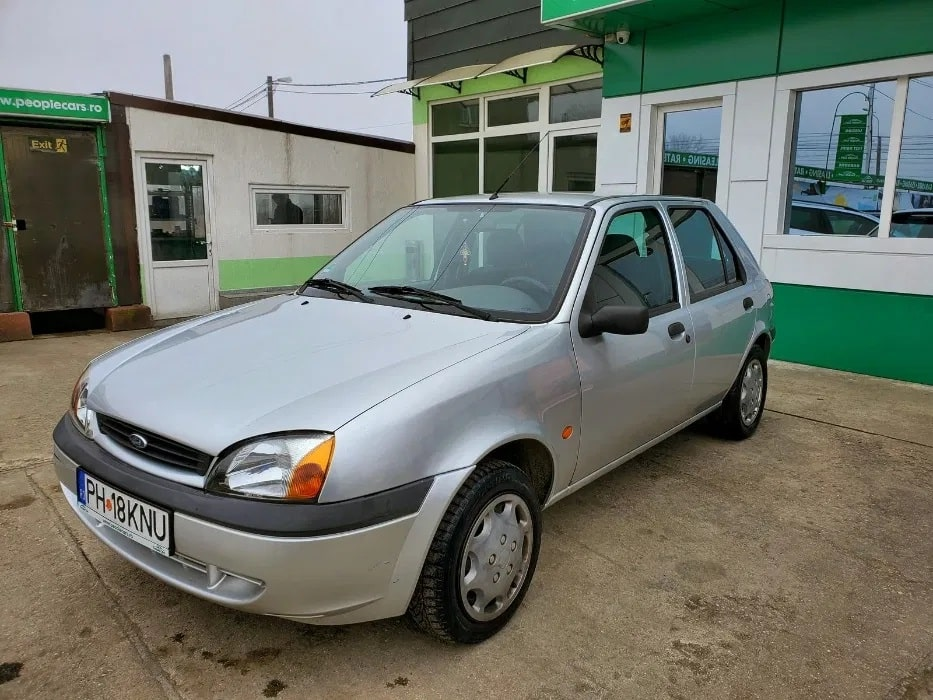 Ford Fiesta 1.2i