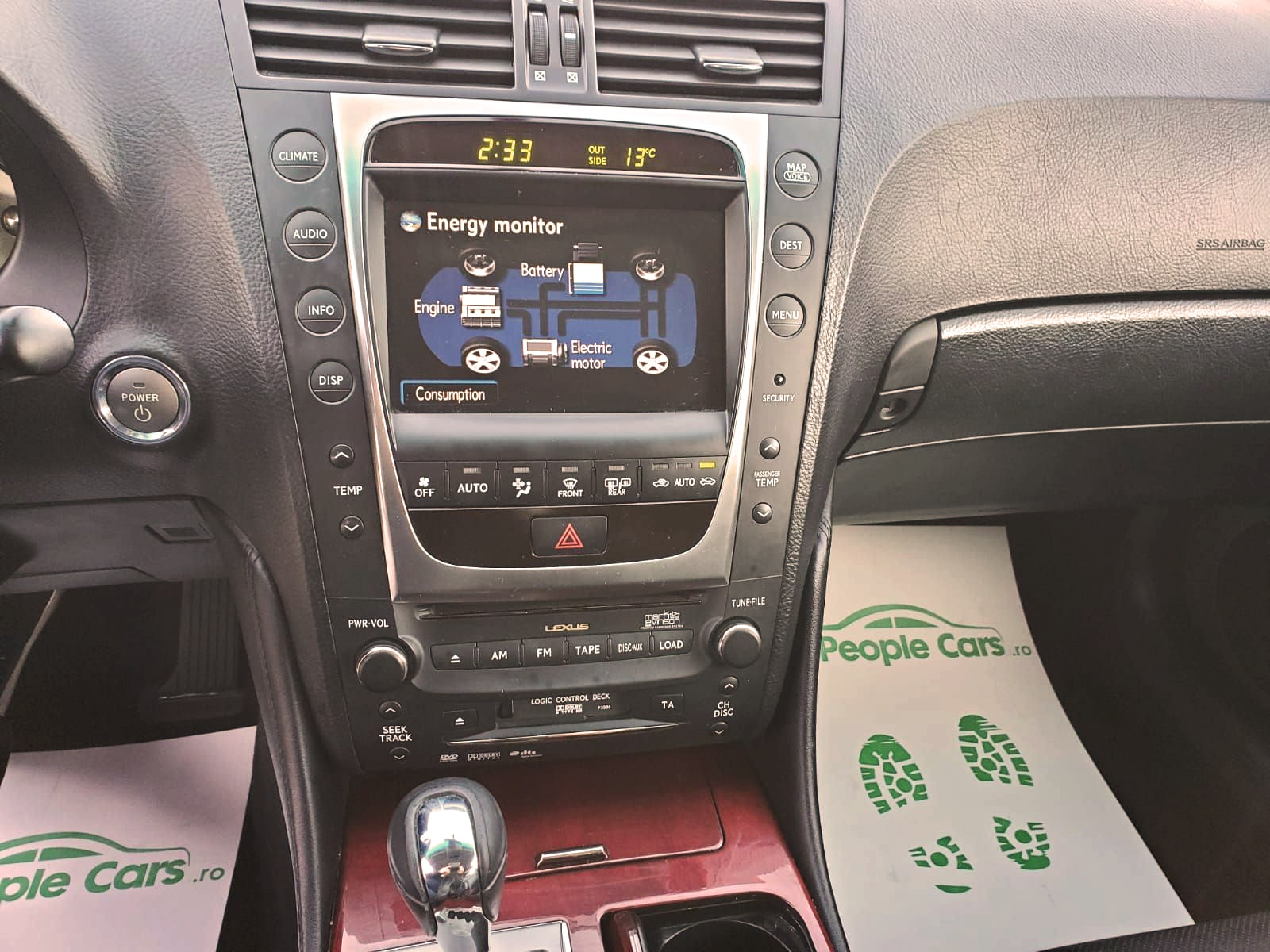 Lexus GS450 hybrid