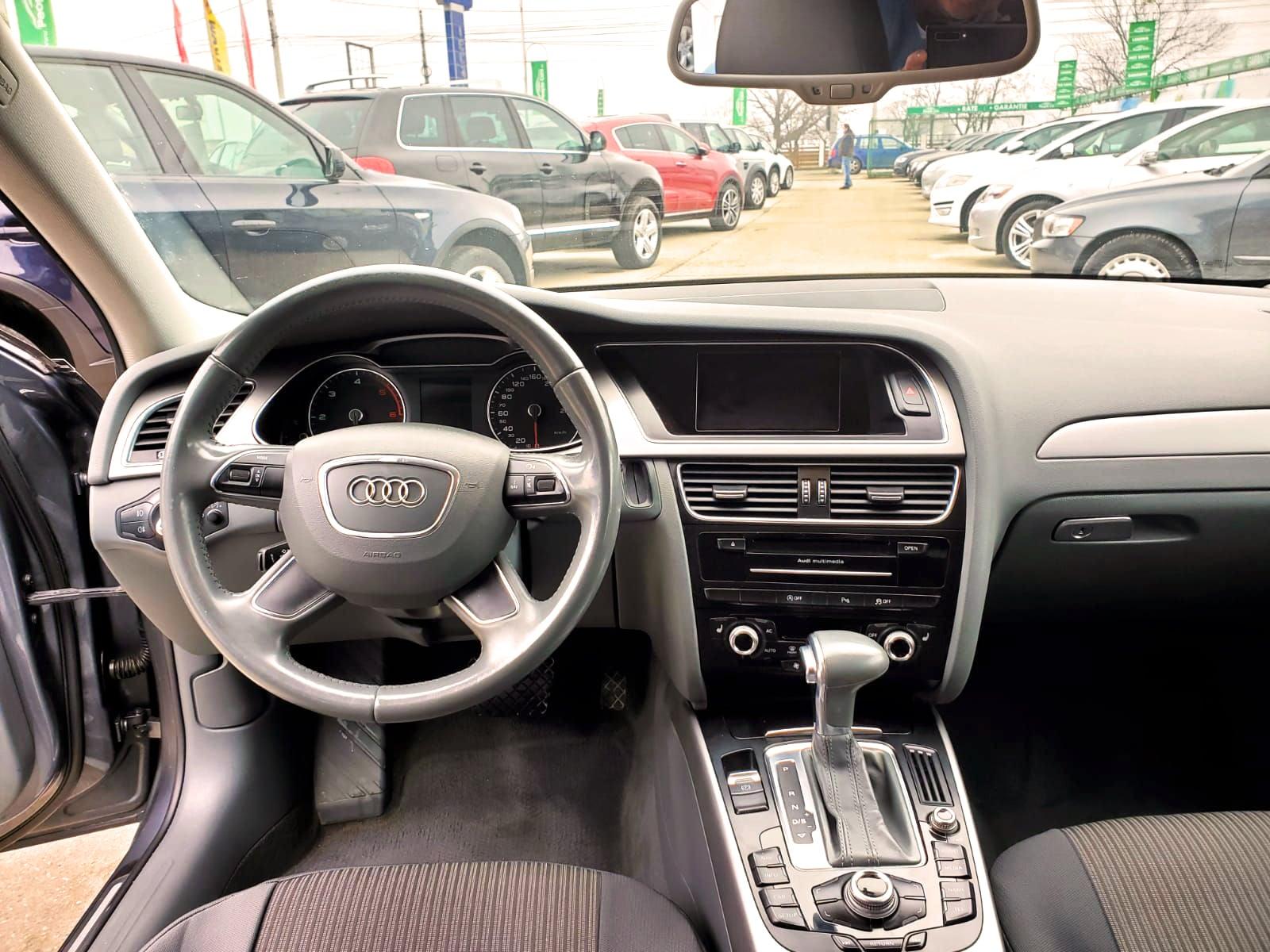Audi A4 3.0TDI