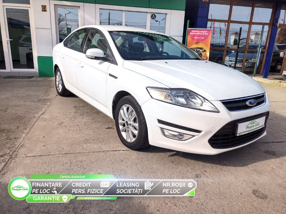 Ford Mondeo 1.6TDCI