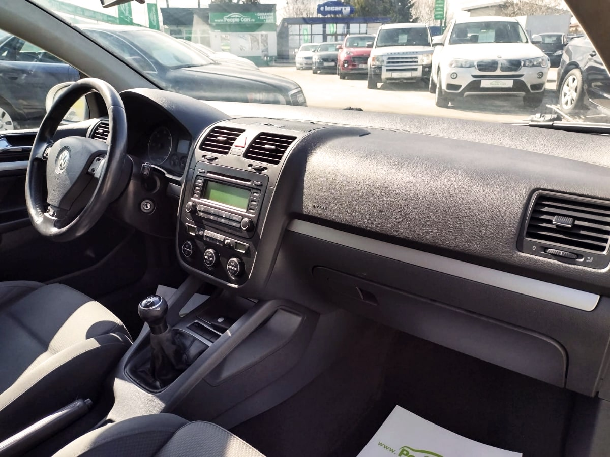 VW Golf 5 2.0TDI
