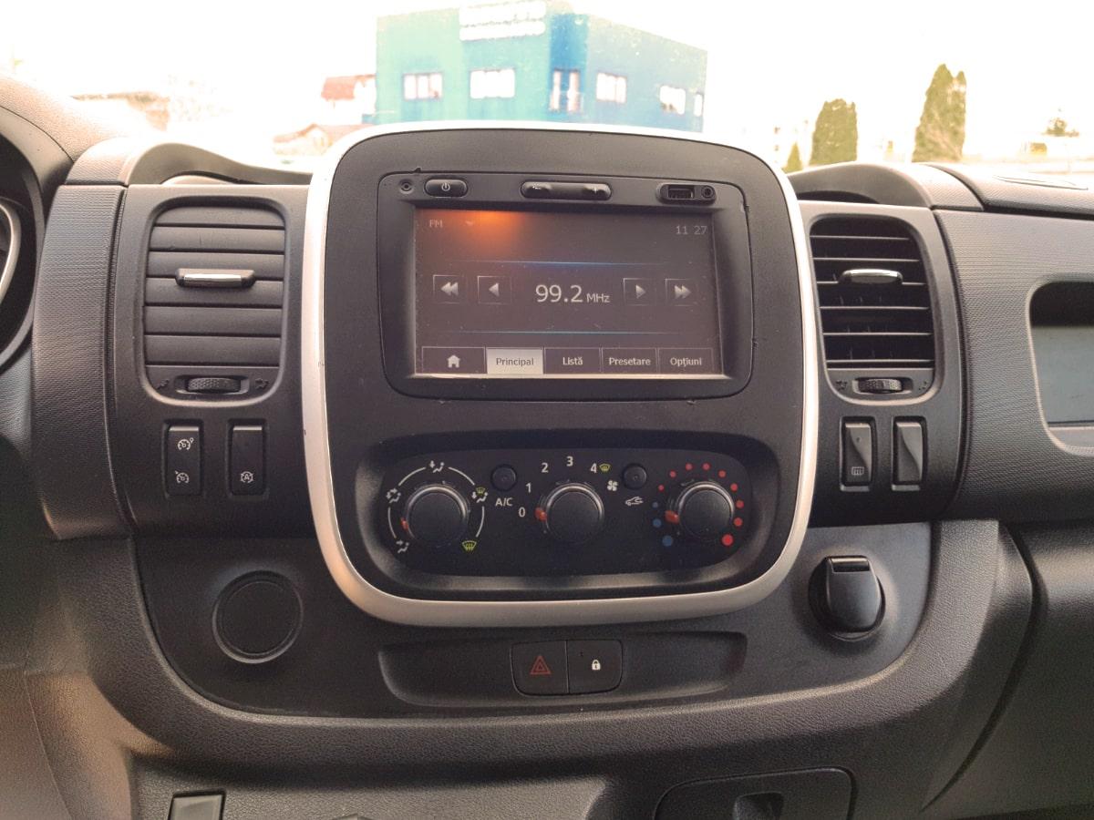 Opel VIVARO 1.6dCi 2014