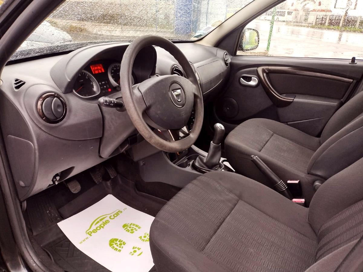 Dacia Duster 1.5dCi 2011