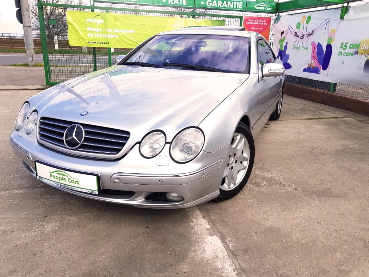 Mercedes-Benz CL500 AMG