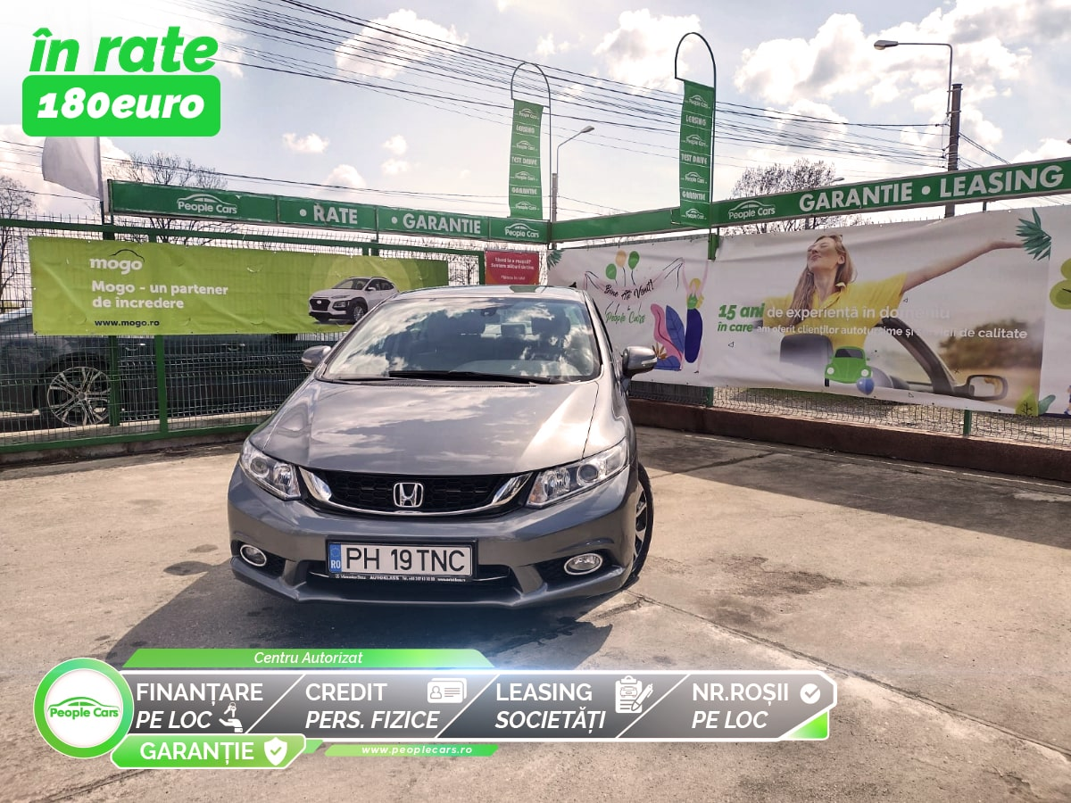 Honda Civic 4D 2015