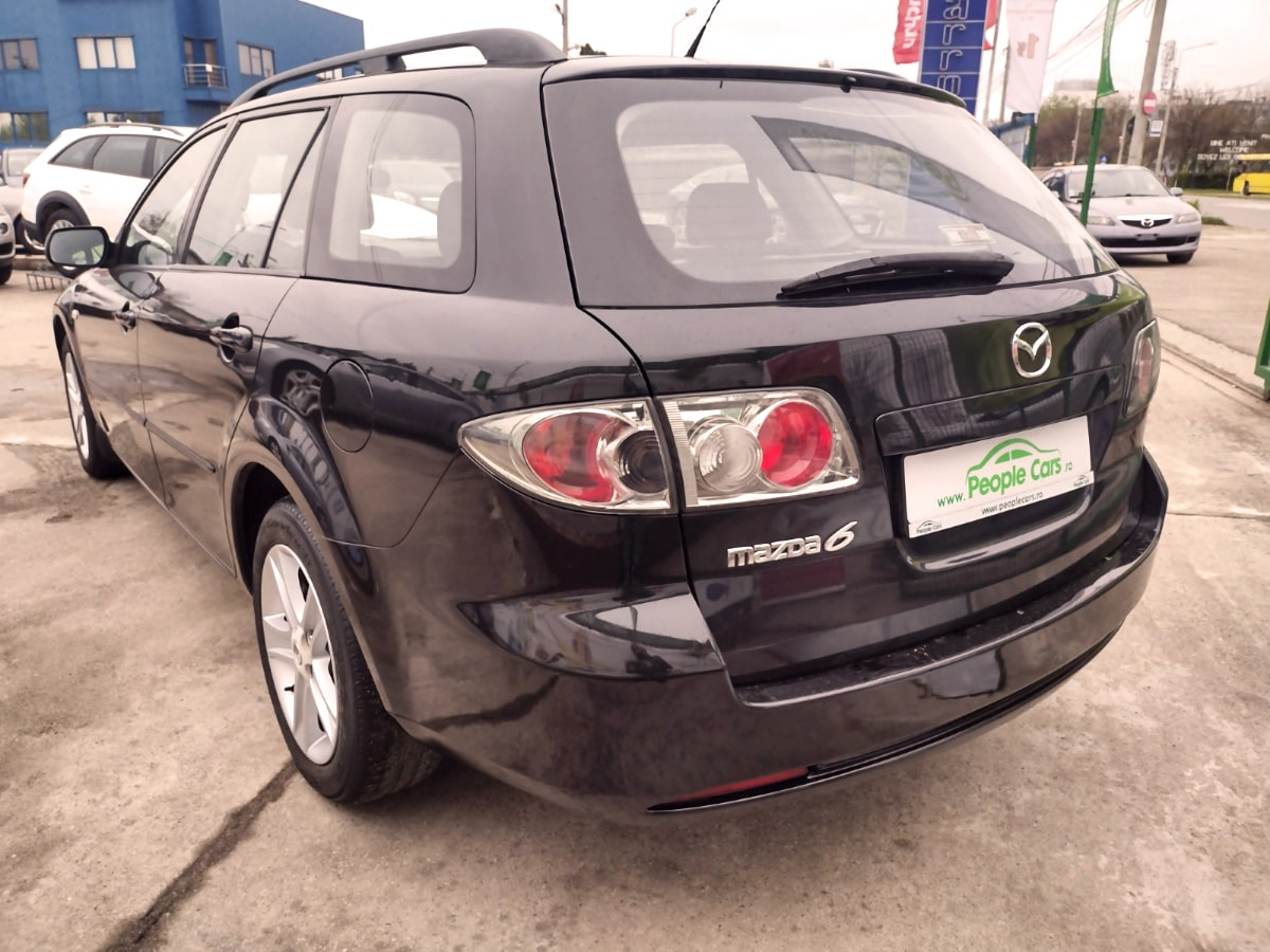 Mazda 6 2.0i