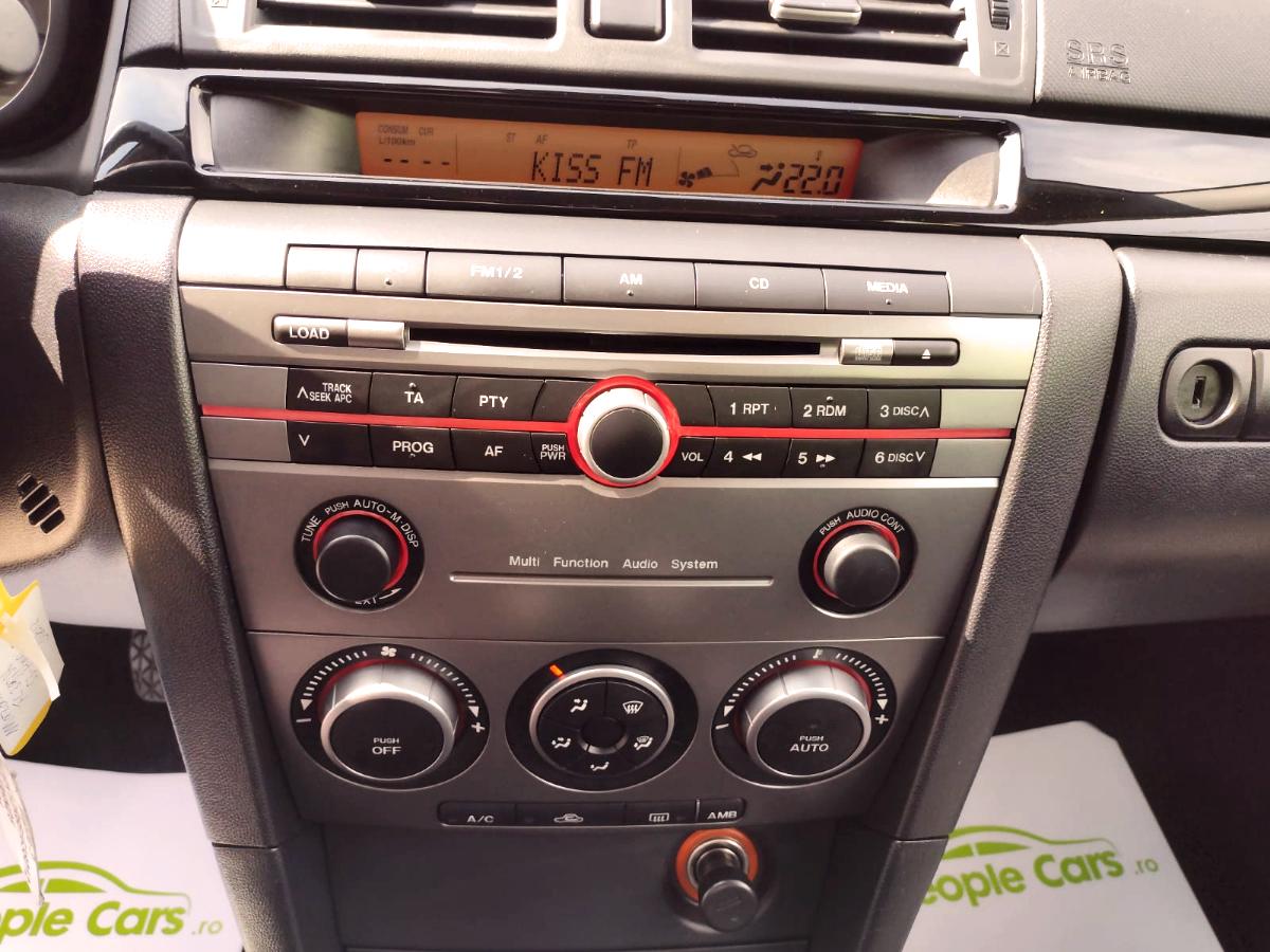 Mazda 3 2.0CD