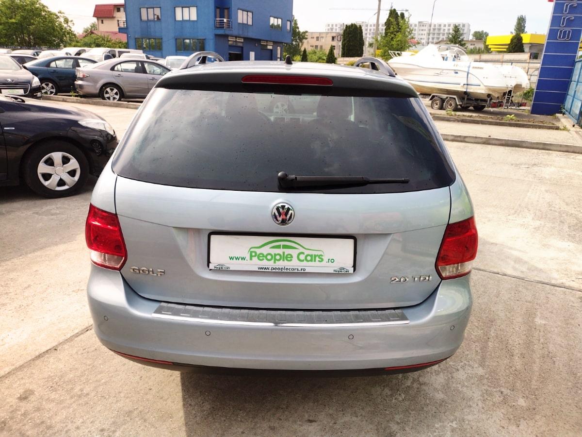 VW Golf 5 DSG