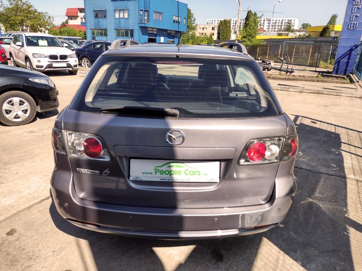 Mazda 6 2.0CD