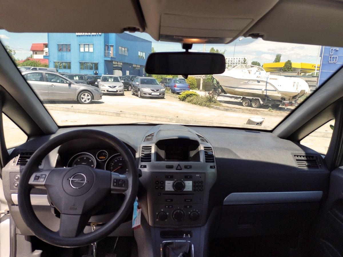 Opel Zafira 1.9CDTI