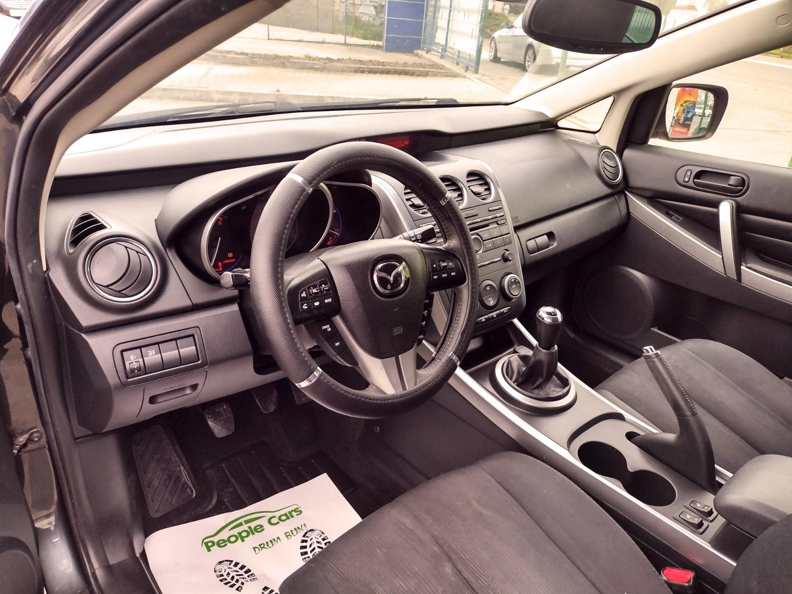 Mazda CX-7 4×4