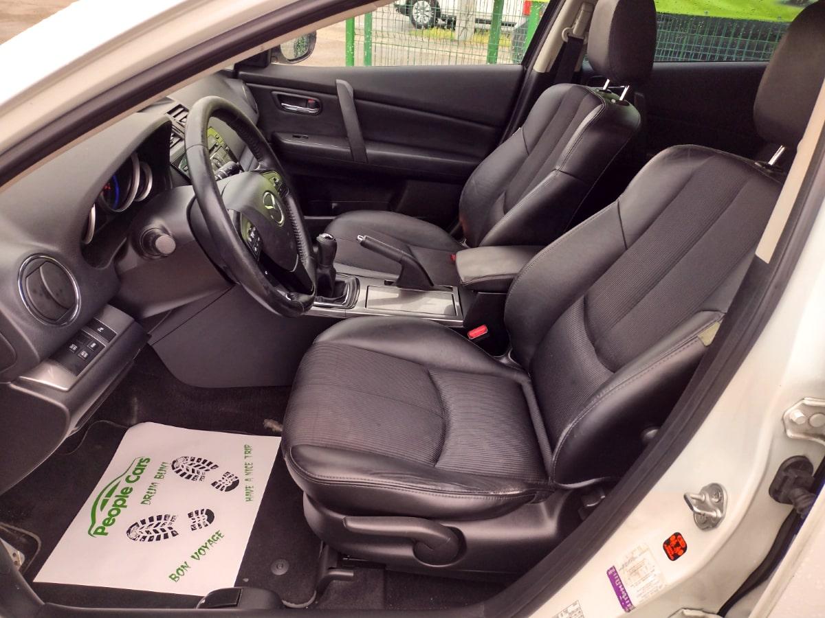 Mazda 6 2.2CD