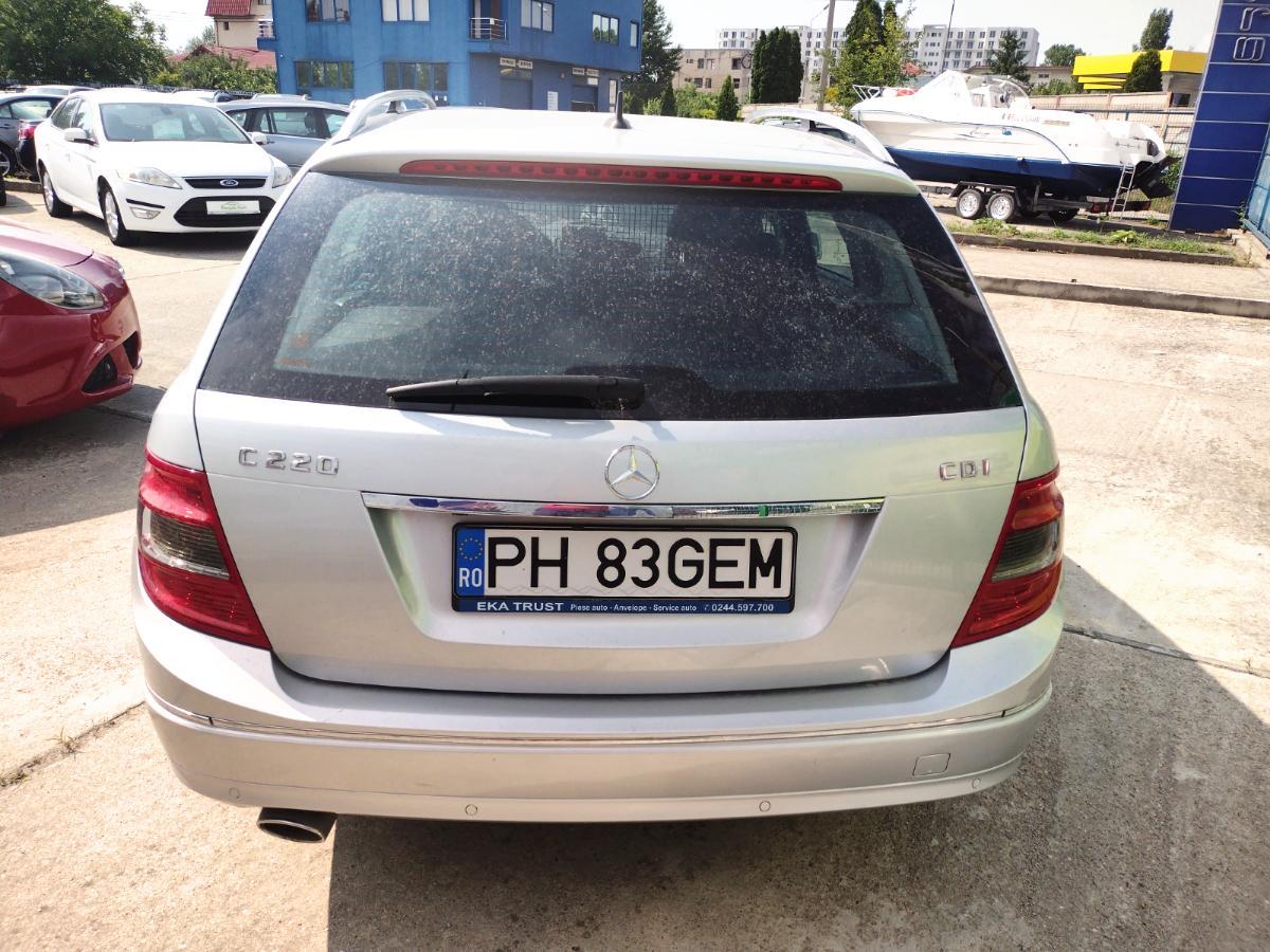 Mercedes-Benz C220CDI