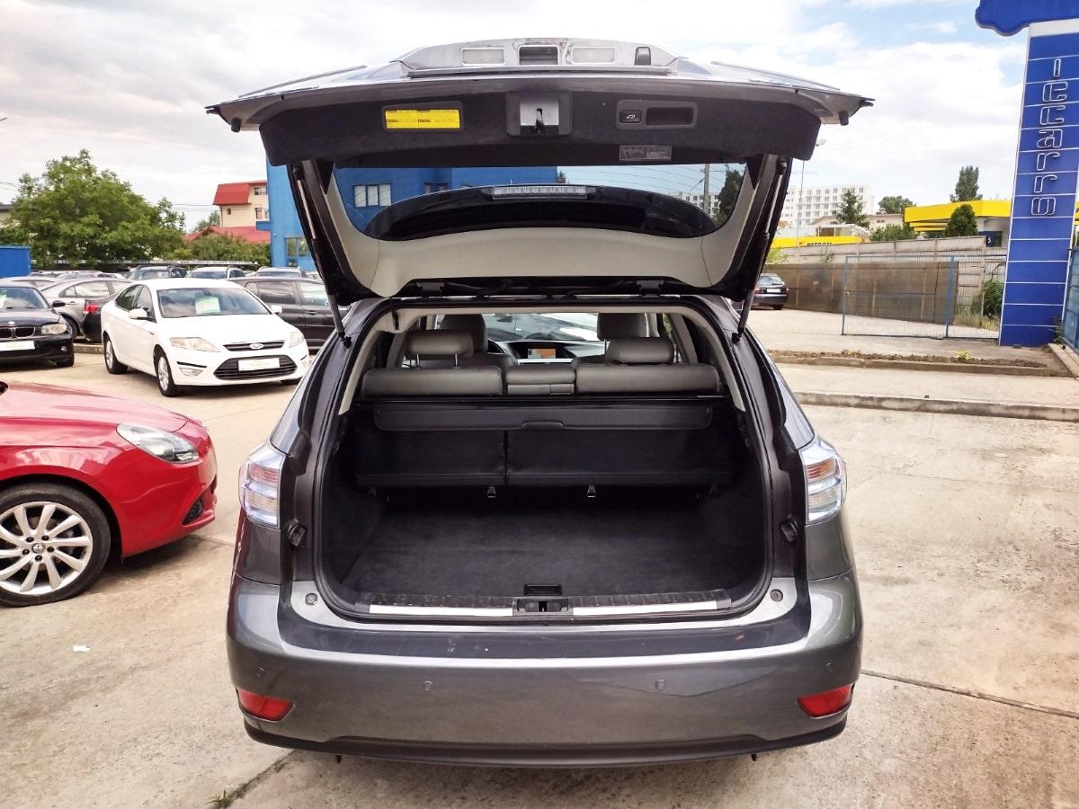 Lexus RX450 Hybrid