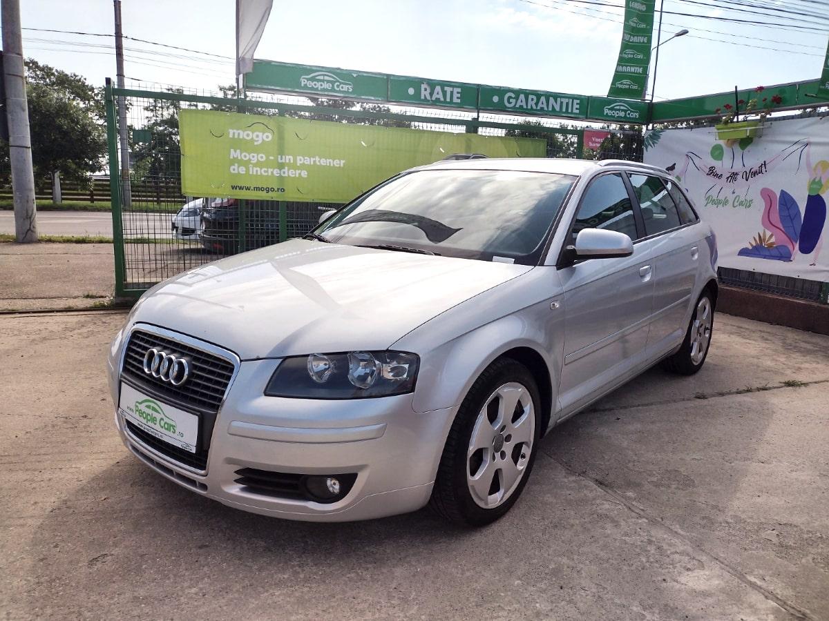 Audi A3 2.0 Automatic