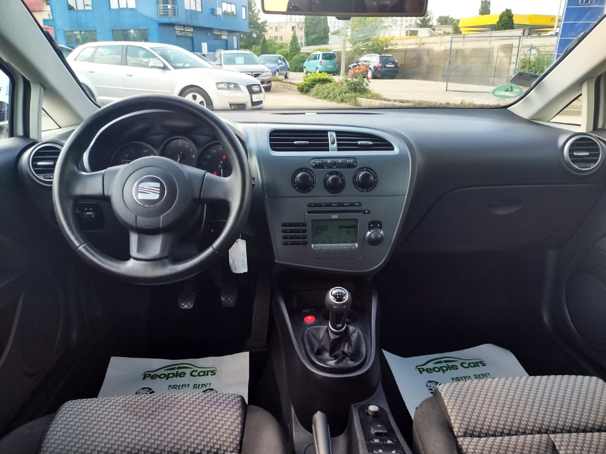 Seat Leon Driver's Edition