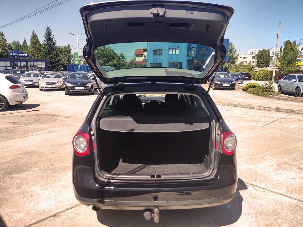 VW Passat 1.4TSI