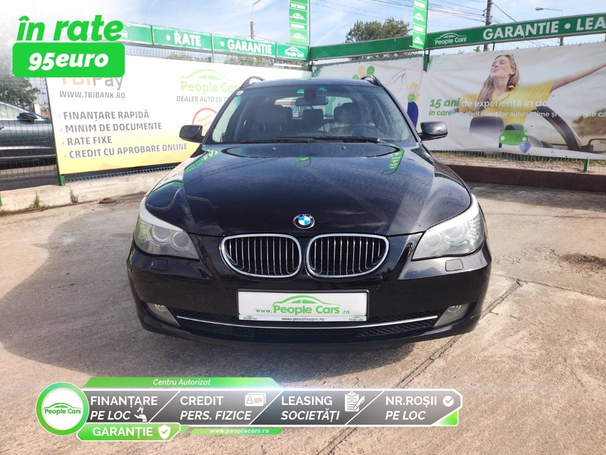 BMW 525D X-Drive