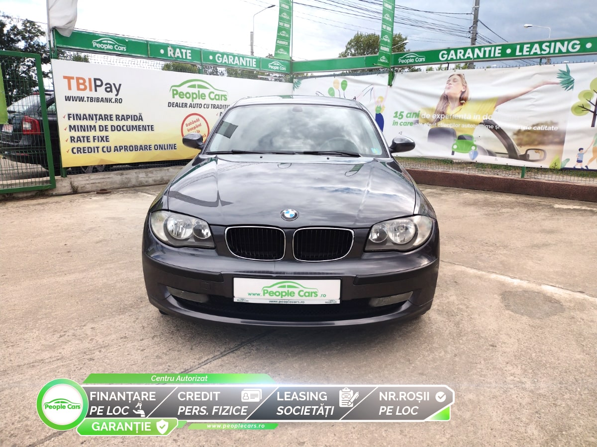 BMW Seria 1 118d