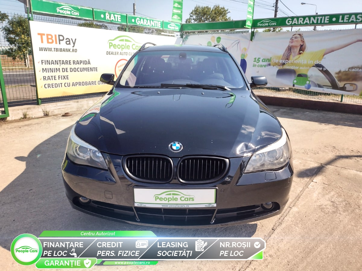 BMW Seria 5 520D